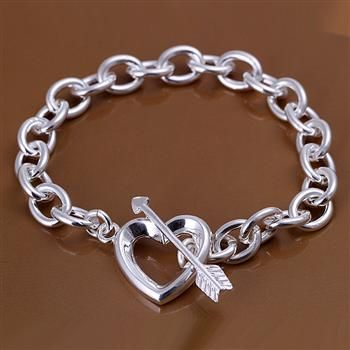 LQ H034 HEART ARROW BRACELET
