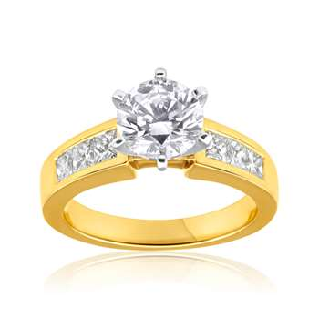 solitaire diamond engagement ring in 18ct gold 25250549 a 15 04 06 04 34 41 shiels jewellers Copy