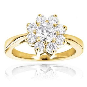diamond-cluster-rings-14k-diamond-flower-ring-130ct-p-35844_ye (Copy) (Copy)